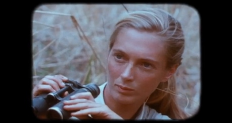 Jane Goodall, Gombe 1960. (Photo: JGI)